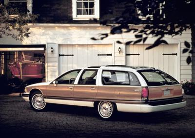 This once-mocked '90s wagon is now a hot item