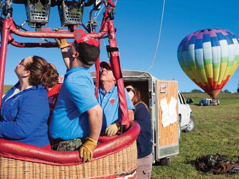 So Much To Do This Weekend Hot Air Balloons Festivals And More