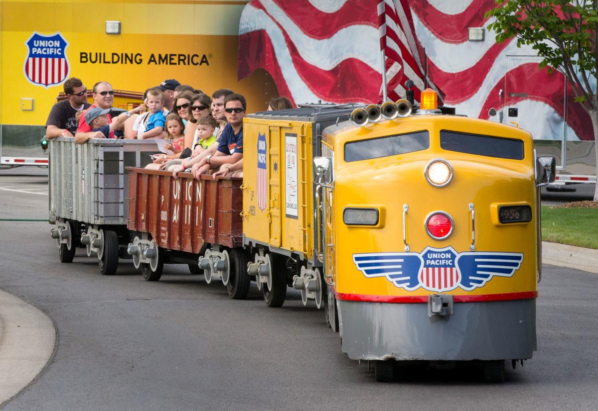 Learn about trains during Railroad Days