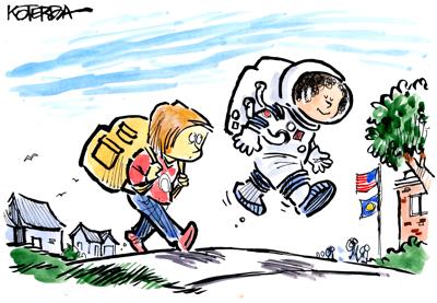 August Koterba Caption Contest Cartoon