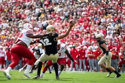 'We didn't finish': Nebraska defense confounded by second-half collapse