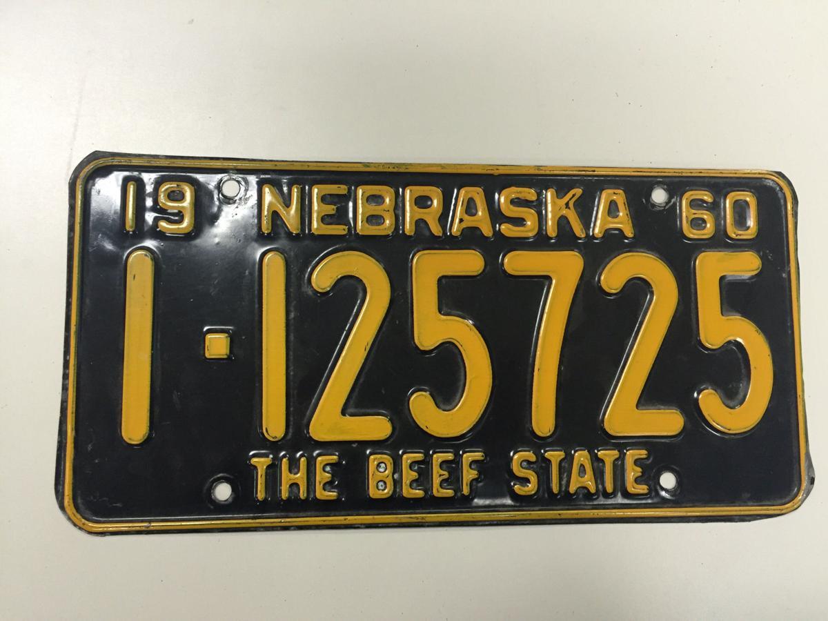 Photos: Nebraska license plates through the years | Omaha Metro ...