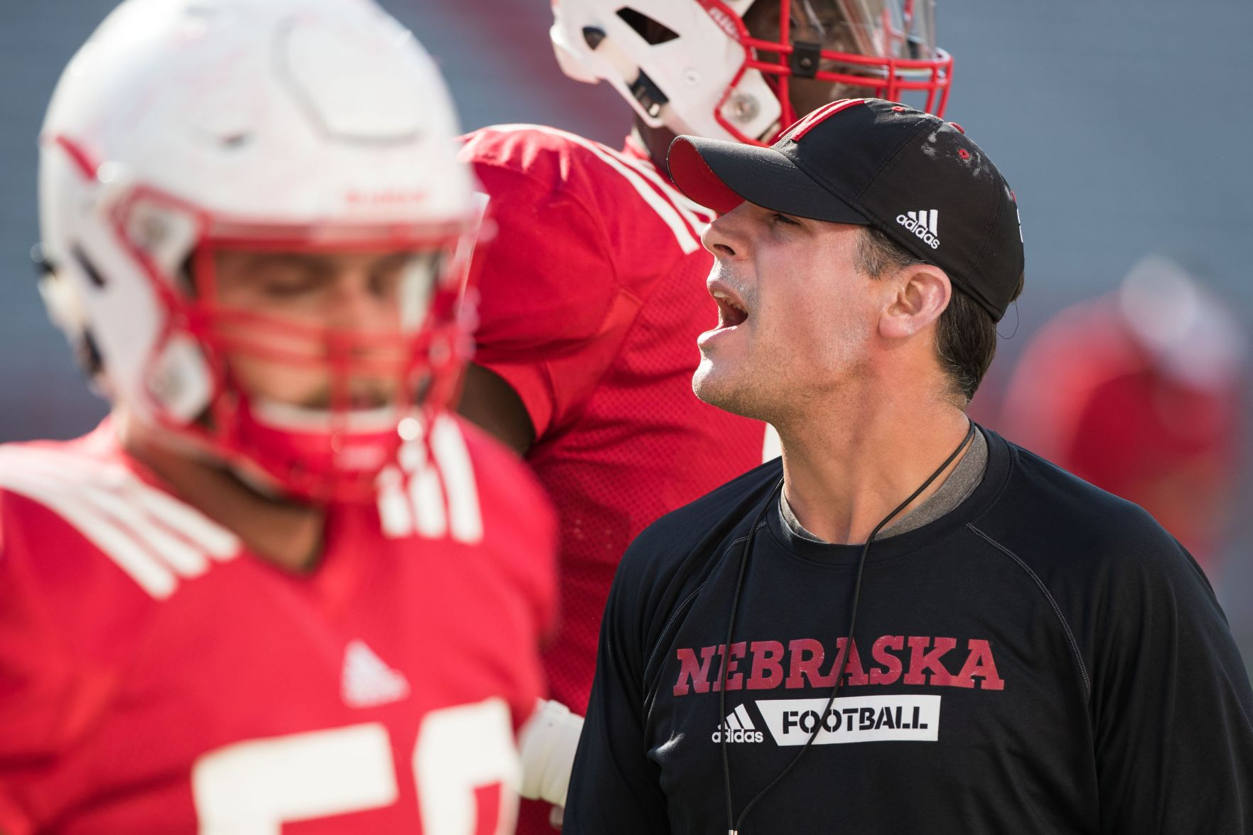 Huskers survive turbulent week with win over Rutgers