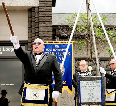 State's Masons dedicate new Lincoln headquarters