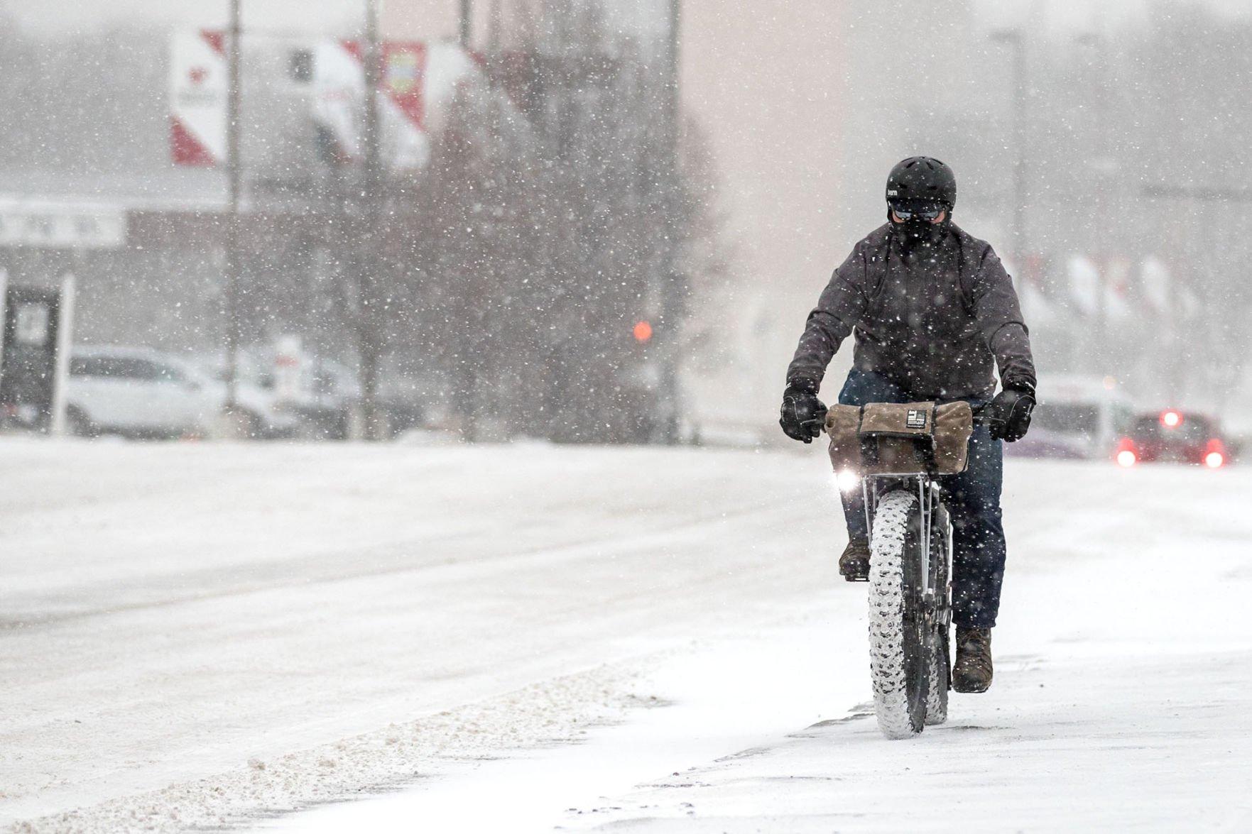 Buy Now Roads improving in Omaha area