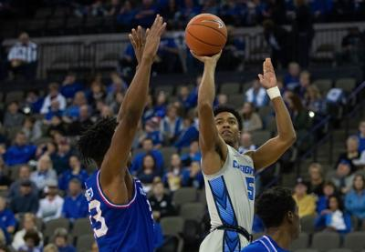 Jays' depth will be tested as Creighton prepares for four games in eight days