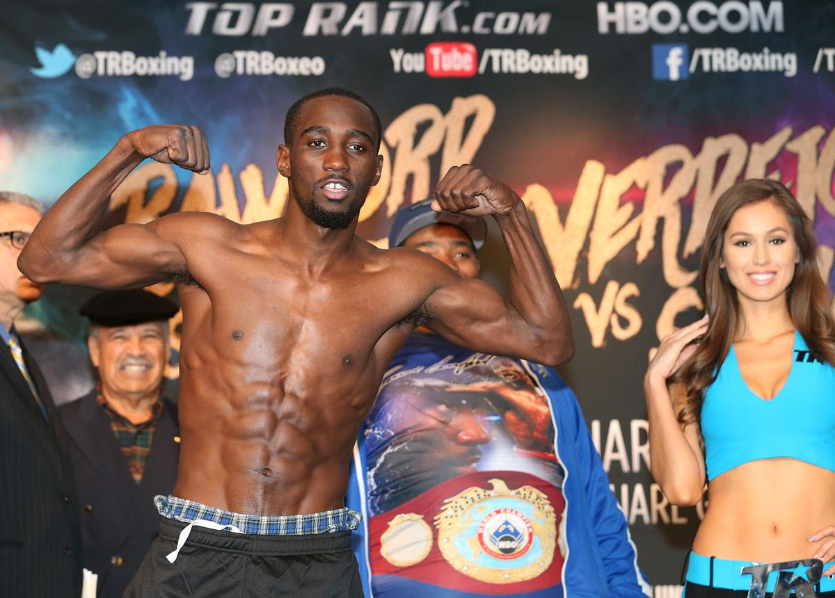 Crawford confident he'll be talk of the town