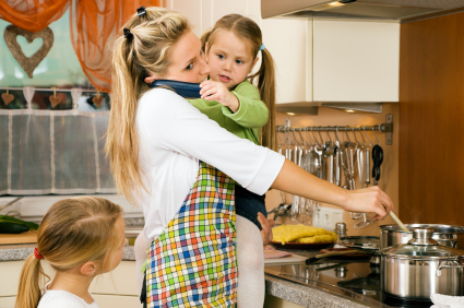 5 recipe sites for busy moms on the go