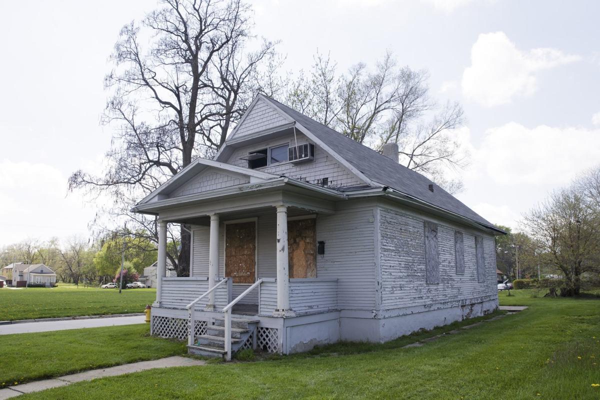 Bob Boozer's House