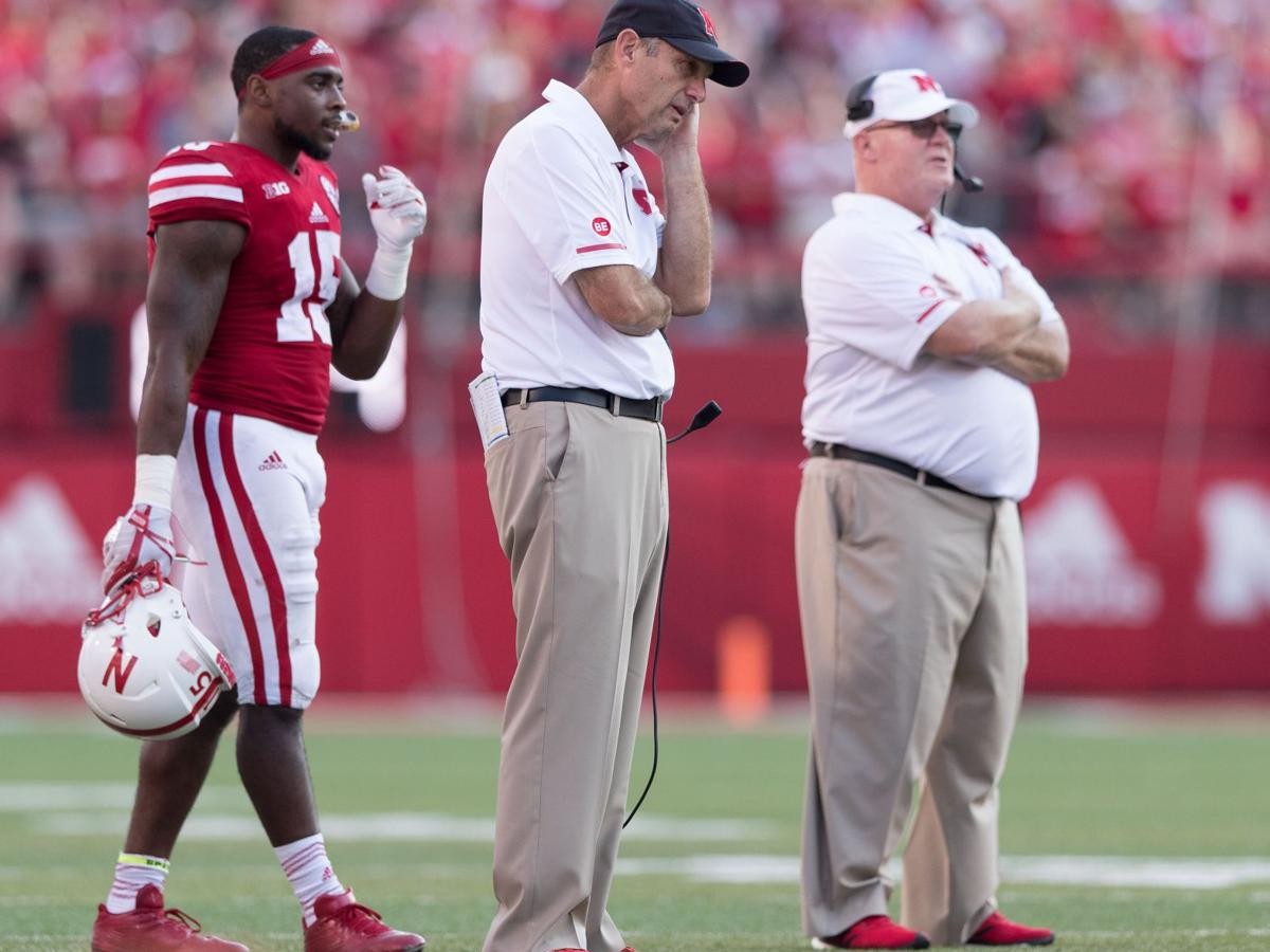 Shatel: In an already ugly season, Nebraska coach Mike Riley doesn't need uglier vs. Ohio State
