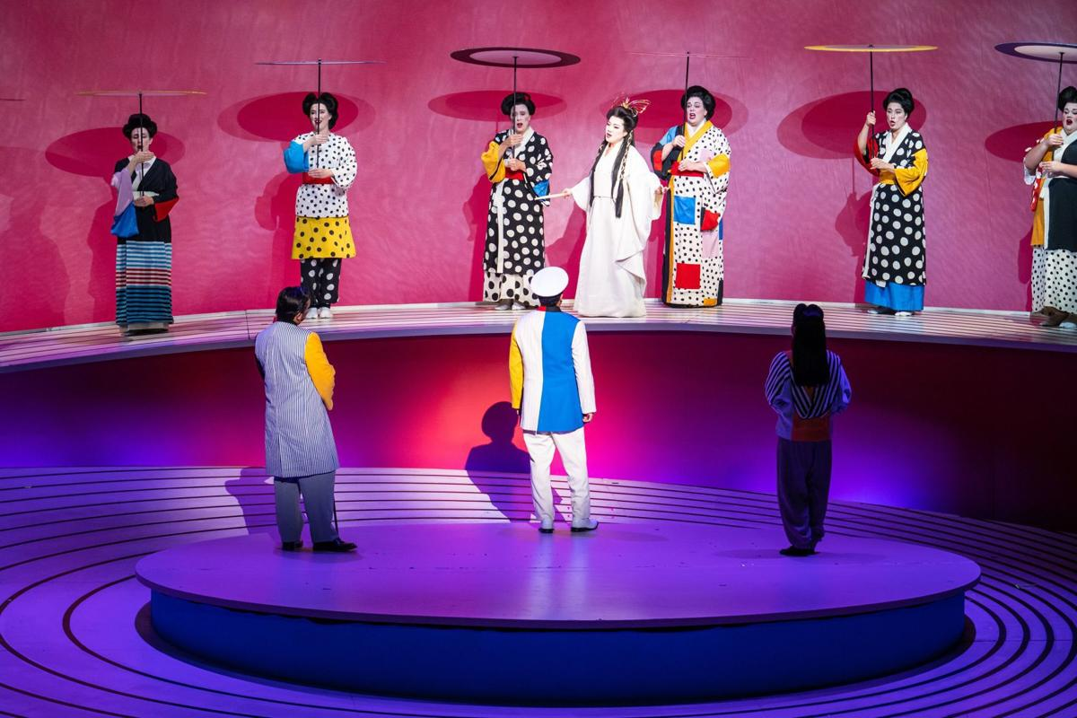 madama butterfly one