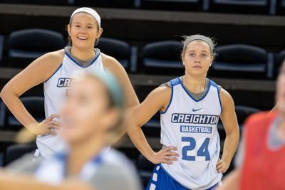 Lincoln Christian grad Chloe Dworak showing poise on offense and defense for Jays