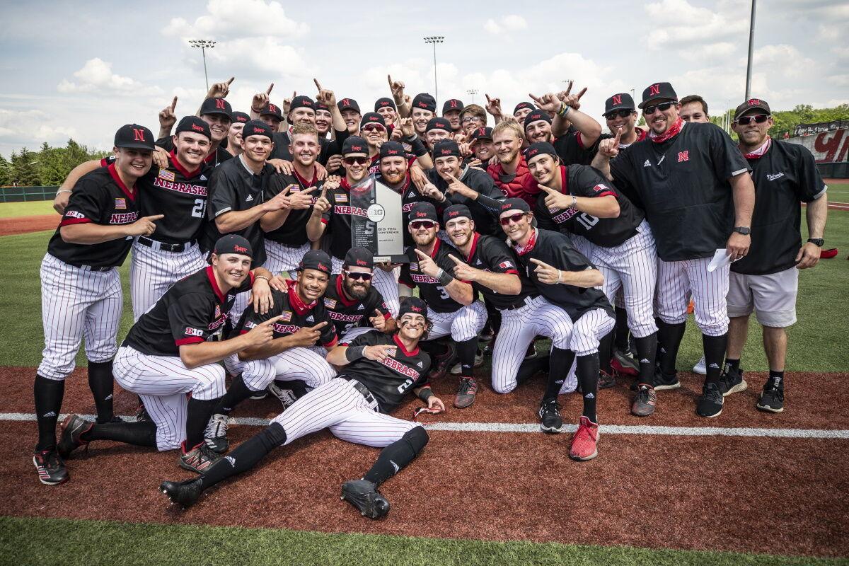 Five defining moments in Nebraska's run to a Big Ten baseball title