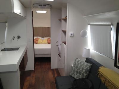 Baby boomers aging into Airstream aficionados
