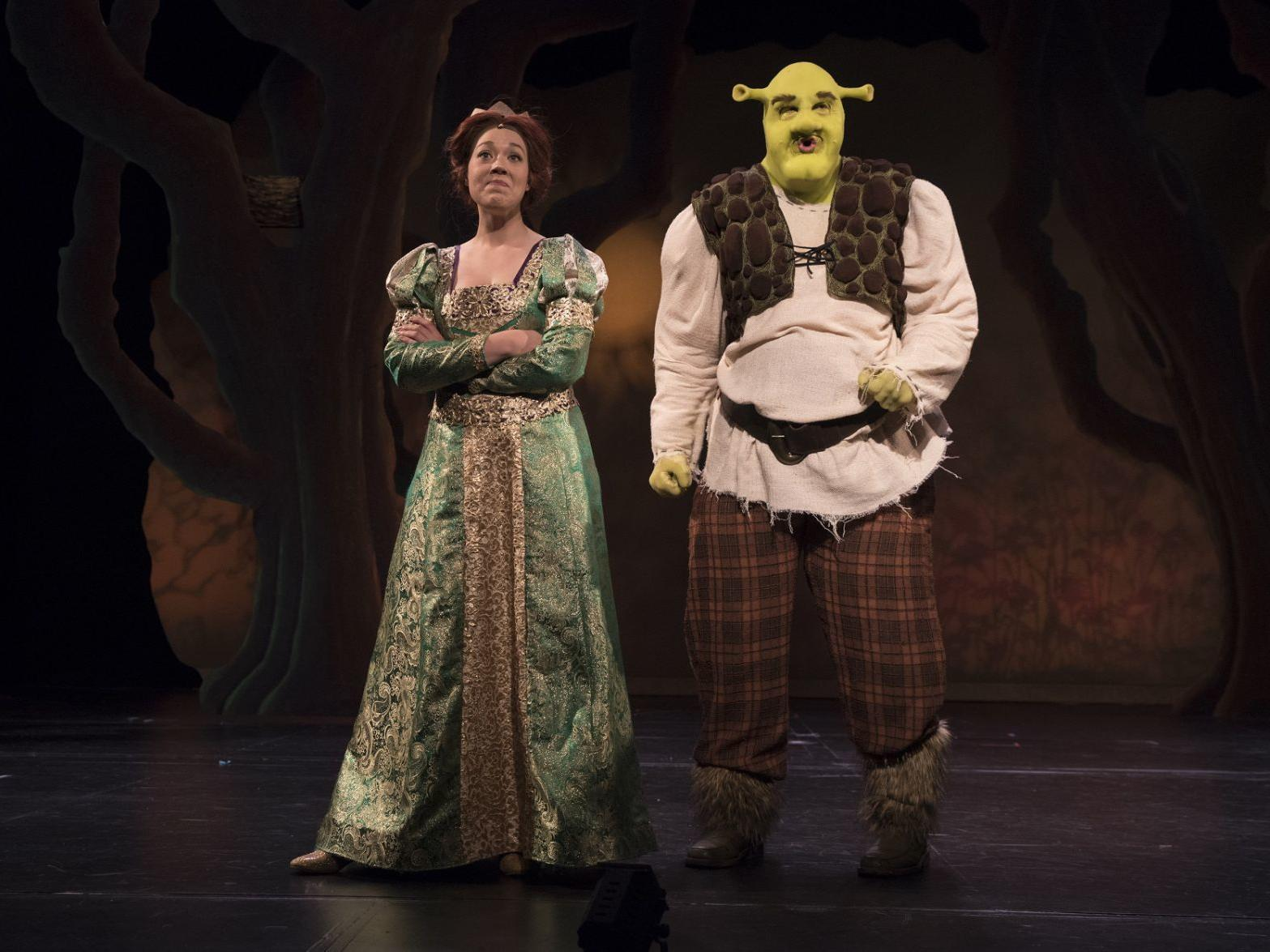 Review: Omaha Playhouse's 'Shrek the Musical' is first-rate, fast-paced fun