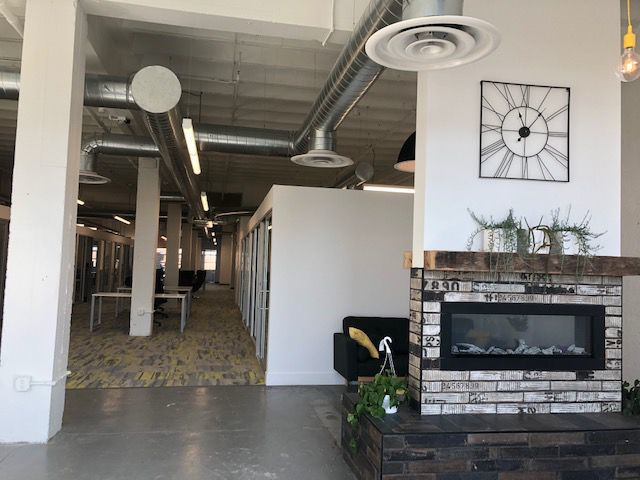 Populus co-working space