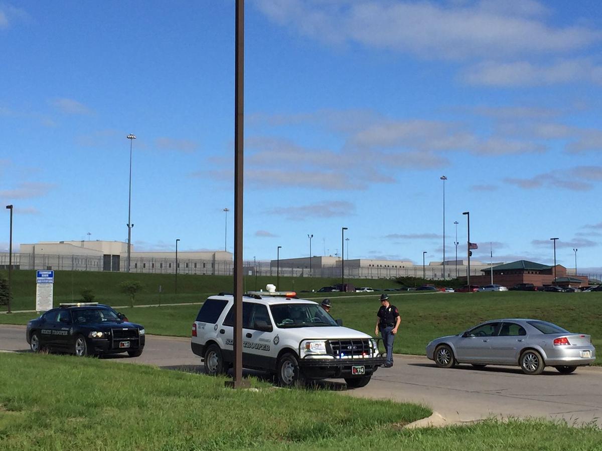 Tecumseh prison incident