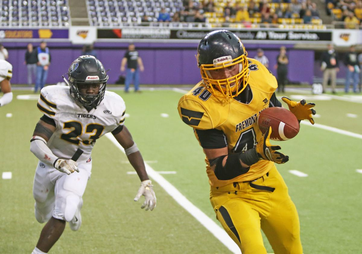 Iowa Eight Man State Football Semifinals Fremont Mills Vs New London