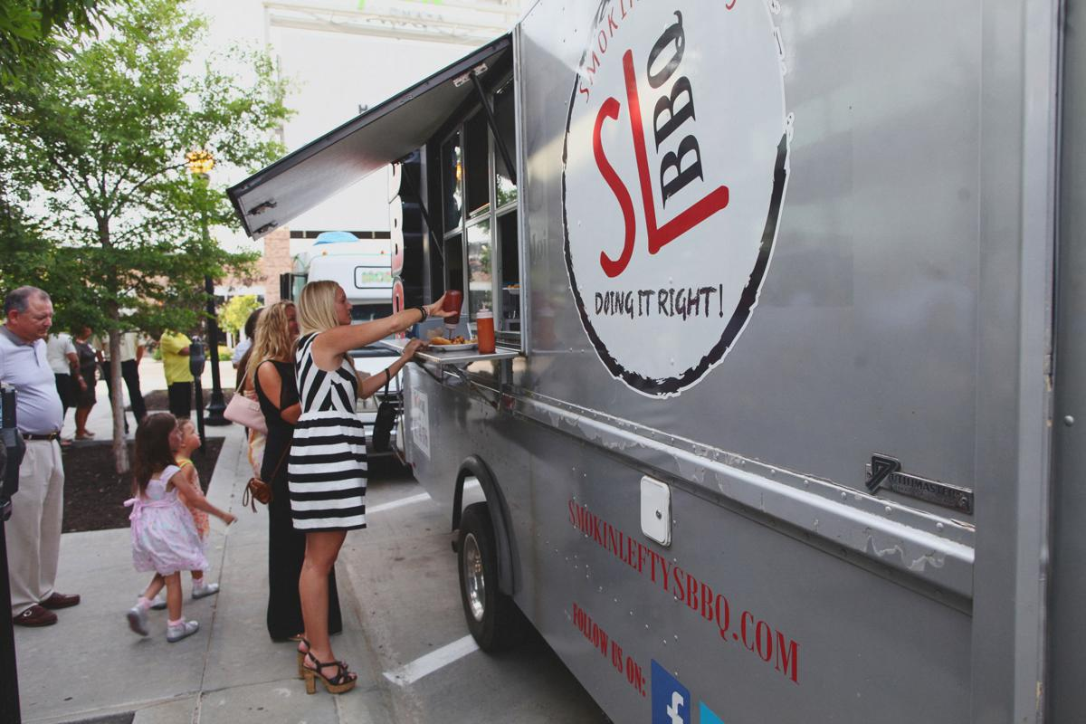More couples opt for food trucks for fun twist on feeding wedding more couples opt for food trucks for fun twist on feeding wedding guests junglespirit Images
