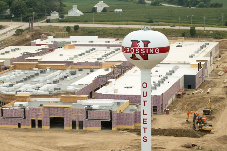 14 new stores, 3 eateries to open at Nebraska Crossing Outlets mall