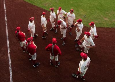 Husker pitching staff
