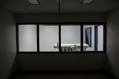 Nebraska's death chamber