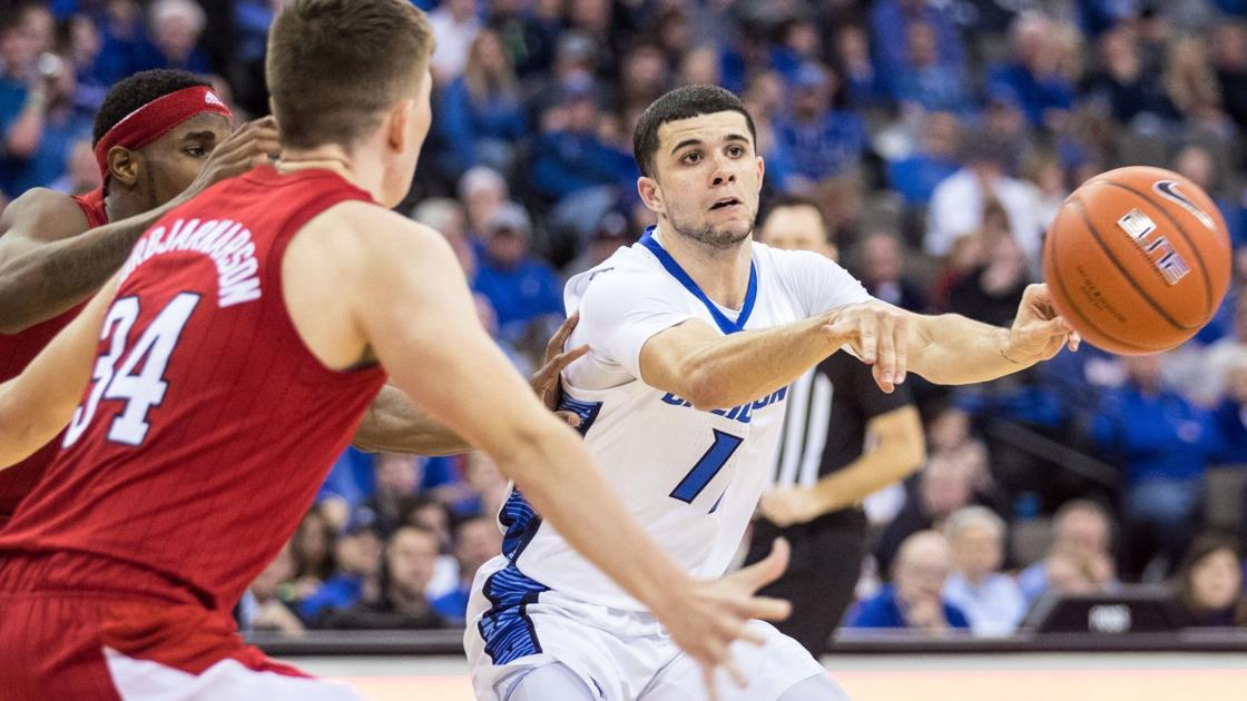 No. 15 Creighton's 'unselfish' passing success will be put to the test against No. 21 Butler