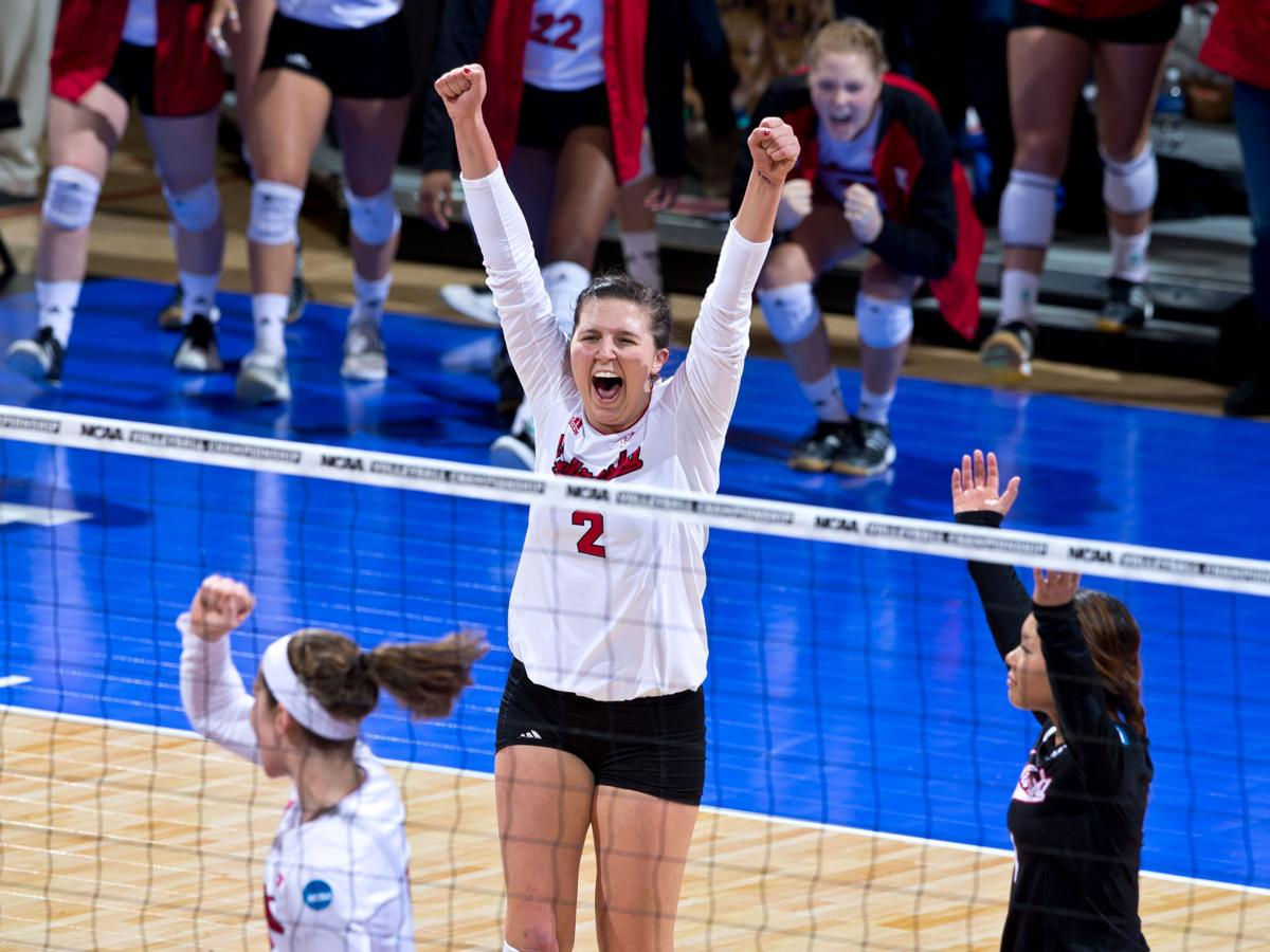 Huskers taking new role heading into match with Penn State — underdogs