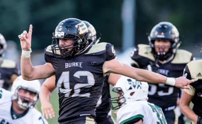 Husker commit, Omaha Burke linebacker Nick Henrich to miss playing time due to knee injury