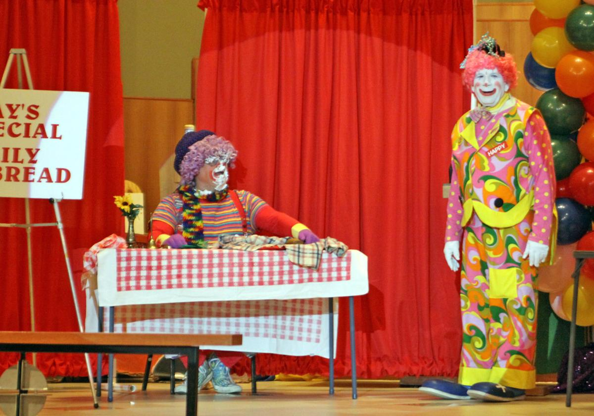 Send in the clowns: Clowns for Christ graduates two