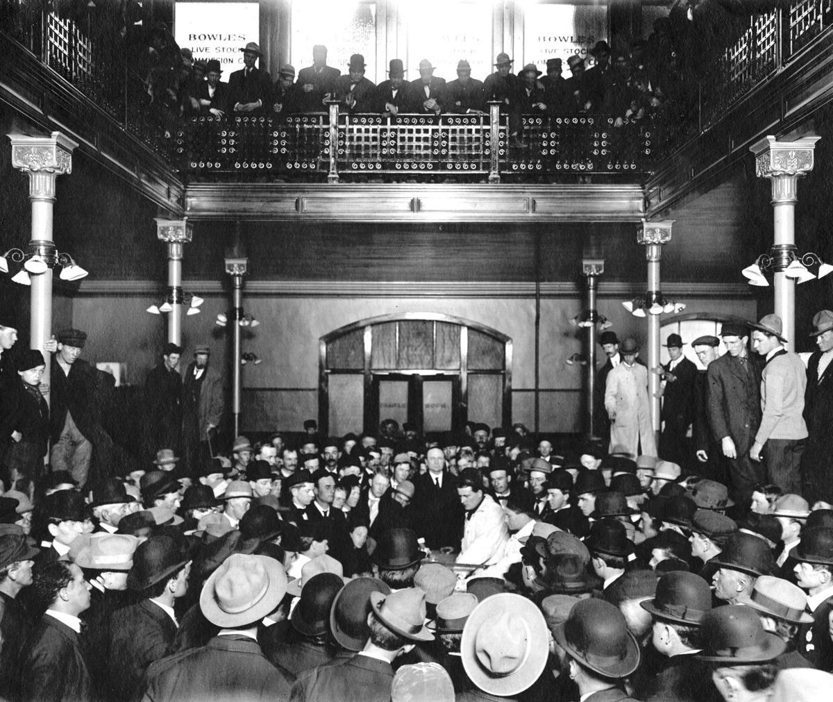 Omaha Stockyards 1926