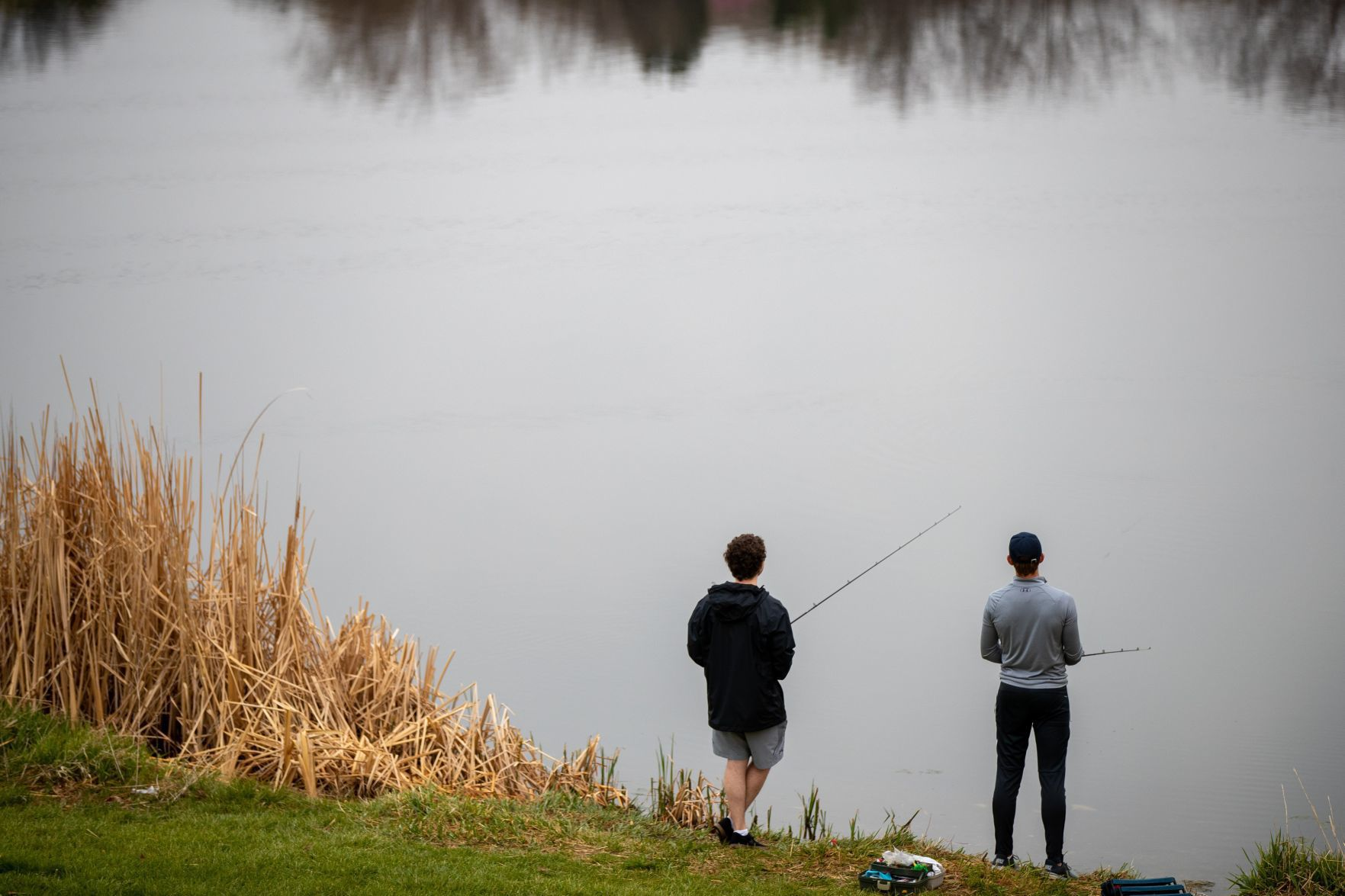 Sales of fishing permits up as Nebraskans seek comfort