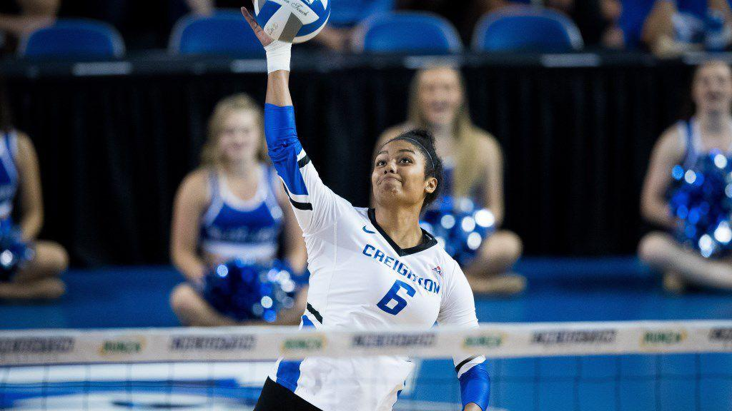 Creighton volleyball's Keeley Davis set for U.S. women's national team open tryouts