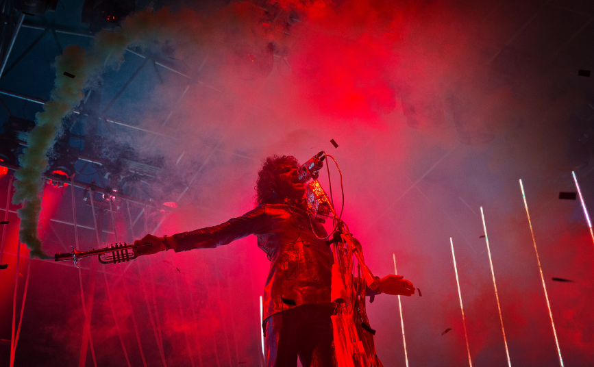 Maha Music Festival: The Flaming Lips, Matt and Kim end festival on high note