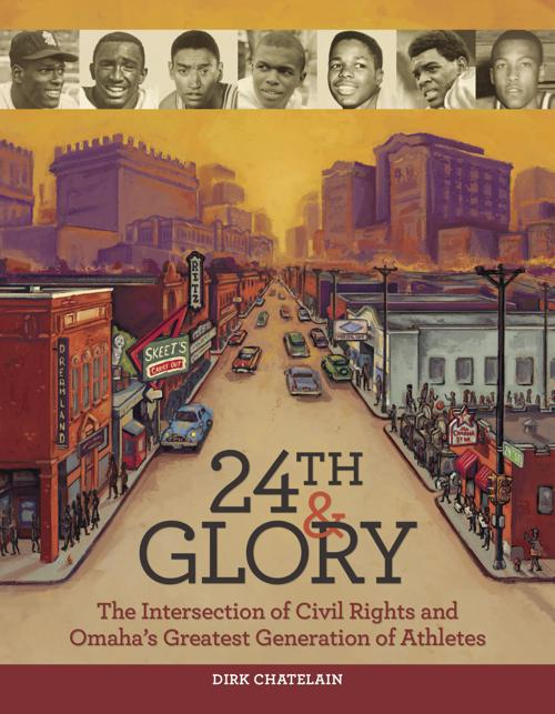Book: 24th & Glory by Dirk Chatelain