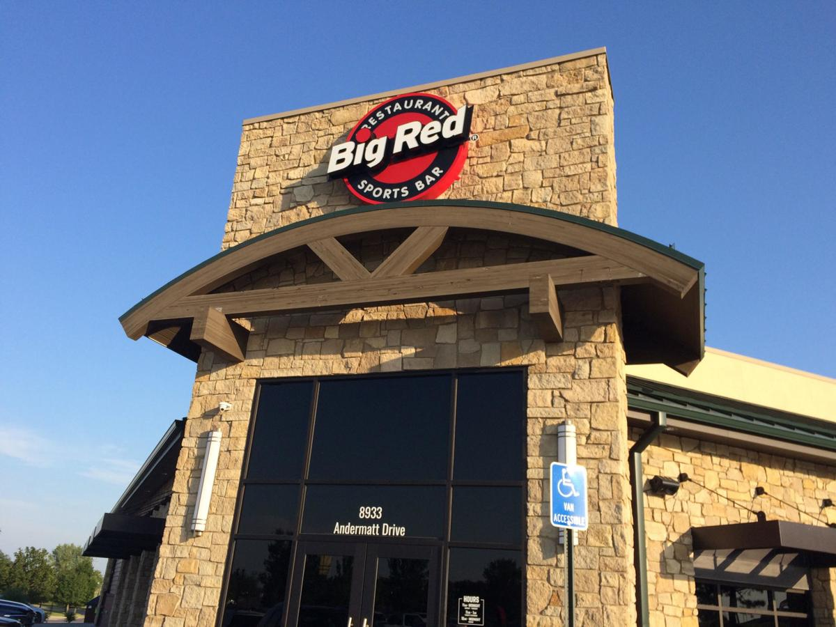 Big Red Restaurant & Sports Bar