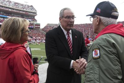 Nebraska Athletic Director Bill Moos says he s  not going to change  in  wake of rumors 0ef92ed40