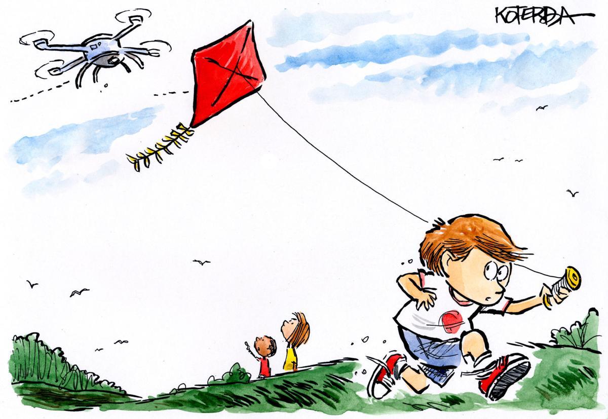New cartoon for June
