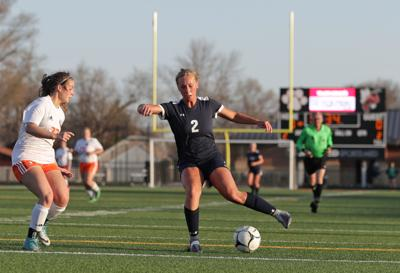 Lewis Central Takes Control After Scoring Late Goal Against Thomas