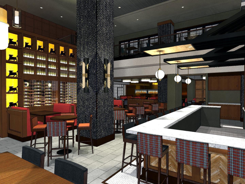 J. Gilbert's, Omaha's newest steakhouse, will open downtown on Thursday
