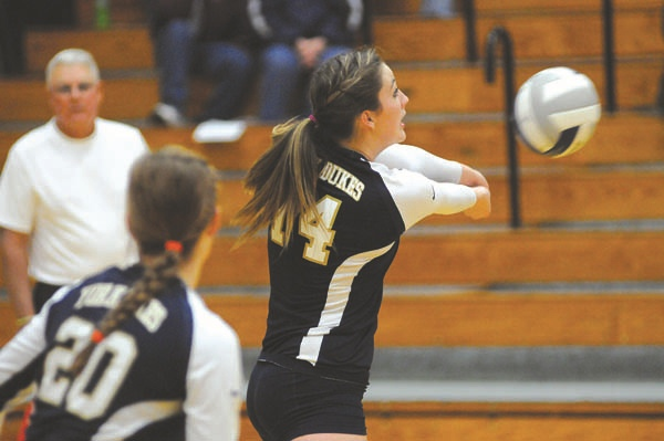 Dukes prevail in five; Crete and York put on a show in finale