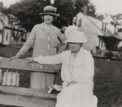 Edith Lewis and Willa Cather - teaser