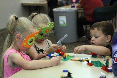 Summertime Is Library Time >> Summertime Is Reading Time At La Vista Library Papillion Times