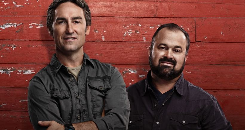 American Pickers Stars Were Surprise Guests At Junkstock