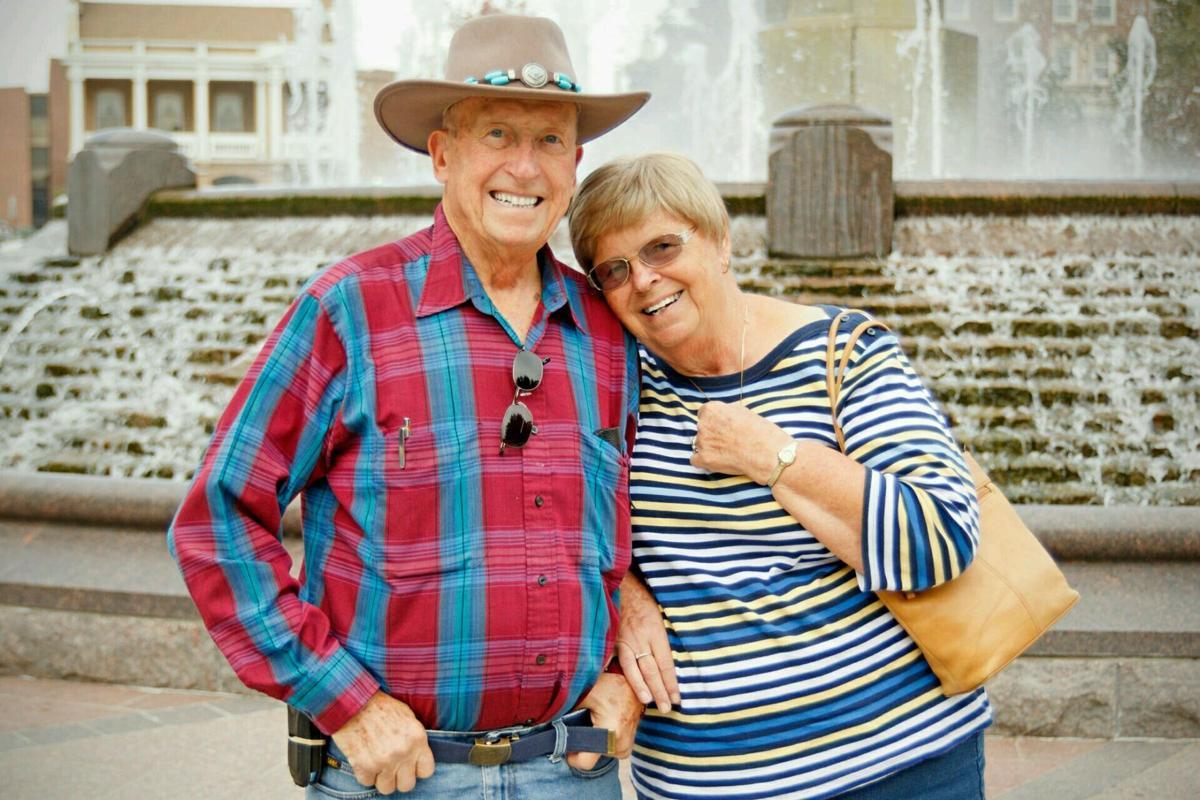 Gene and Phyllis Huffman
