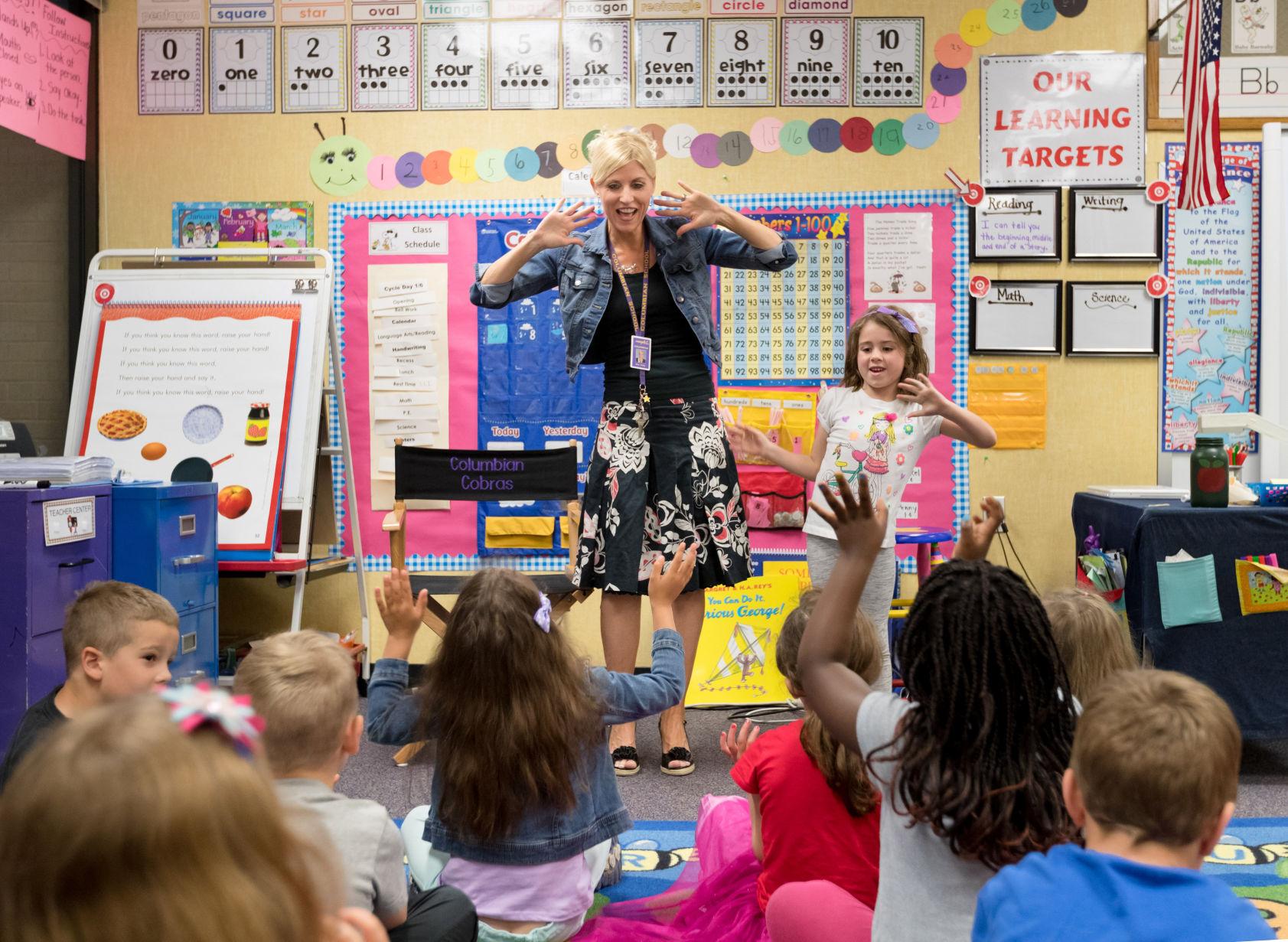 How to Become an Elementary School Kindergarten Teacher | Web ...