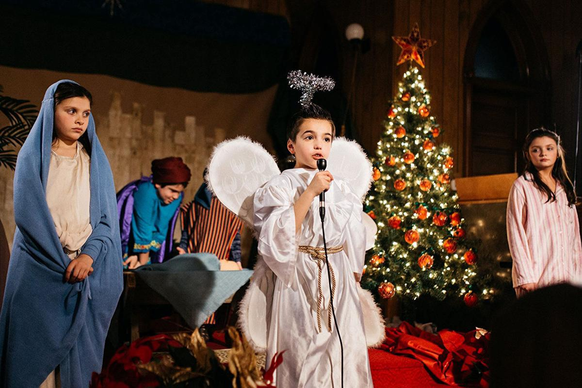 Christmas Movie Shot In Fremont Hits The Airwaves Tonight Go
