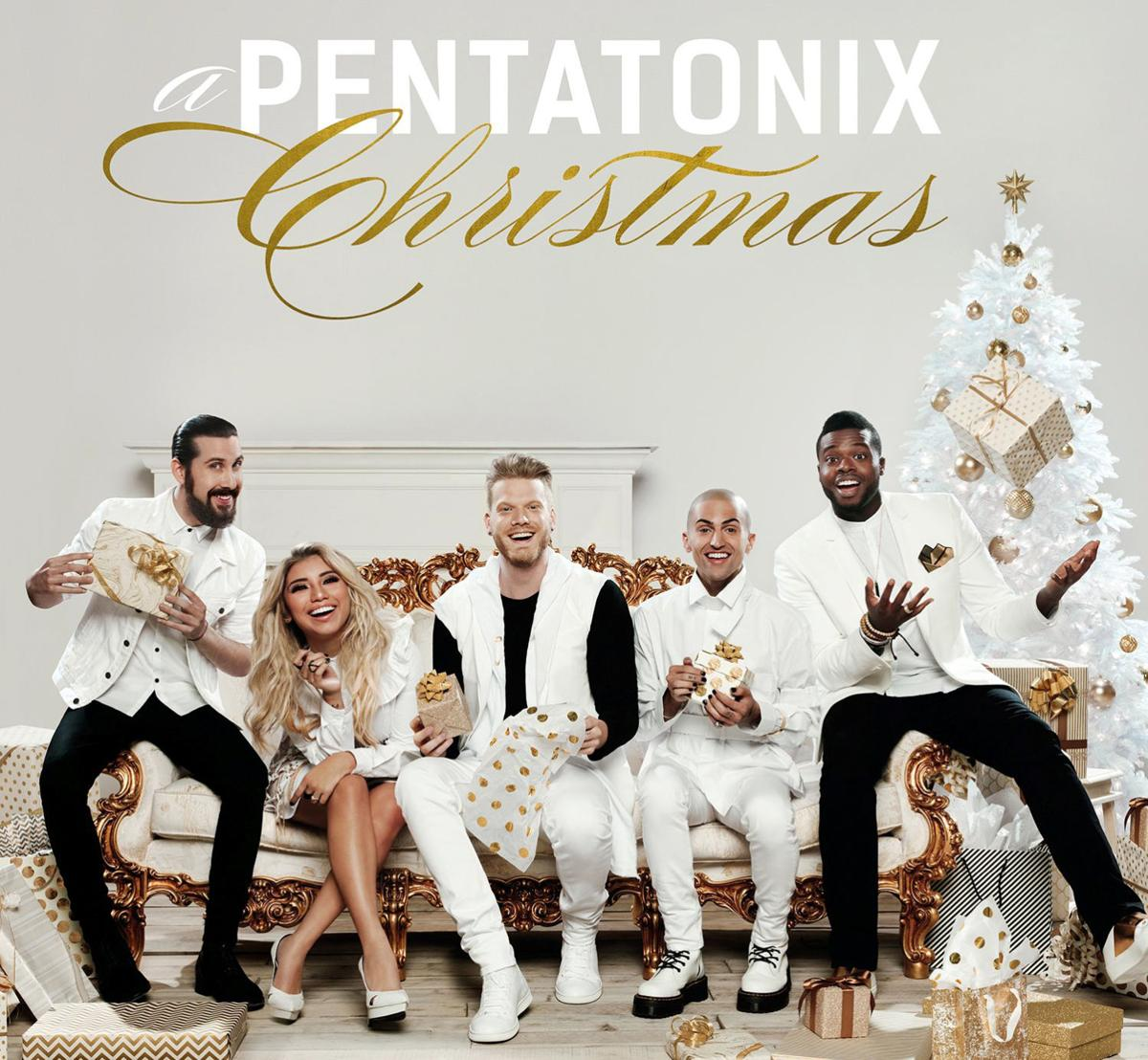 A cappella quintet Pentatonix is in perfect harmony with the ...
