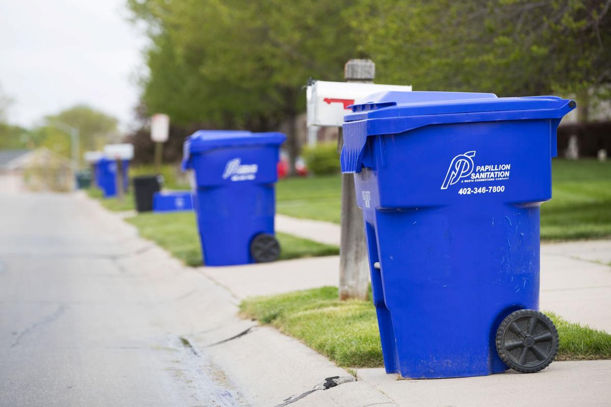Bellevue trash