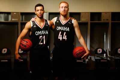 With chance to make move in Summit League standings, UNO set for big weekend at Baxter Arena